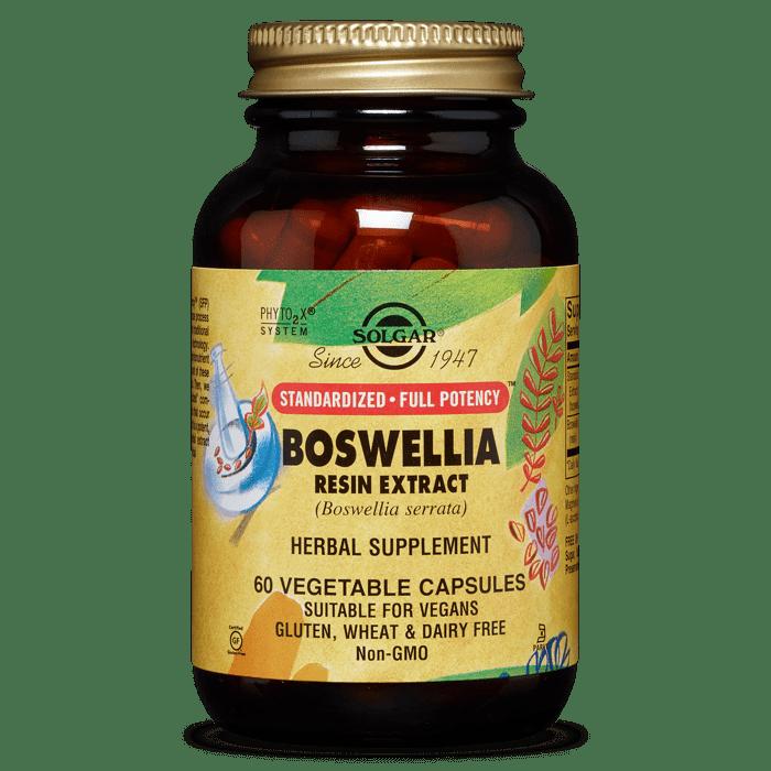 Boswellia resine extract