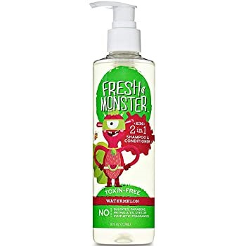 Fresh Monster 2-in-1 Kids Shampoo & Conditioner